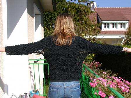 Pull pour Marie-Anne