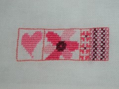 serviette de table j'ose le rose.JPG